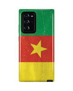 Cameroon Flag Distressed Galaxy Note20 Ultra 5G Pro Case