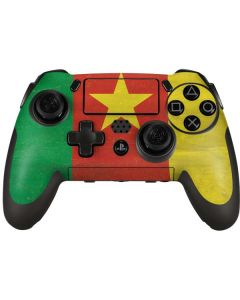 Cameroon Flag Distressed PlayStation Scuf Vantage 2 Controller Skin