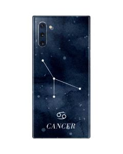 Cancer Constellation Galaxy Note 10 Skin