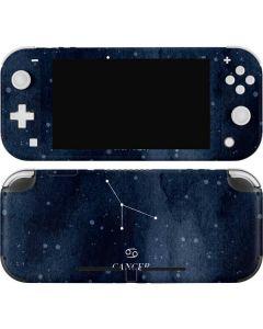 Cancer Constellation Nintendo Switch Lite Skin