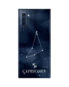 Capricorn Constellation Galaxy Note 10 Skin