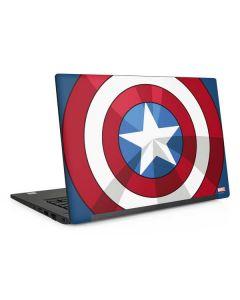 Captain America Emblem Dell Latitude Skin