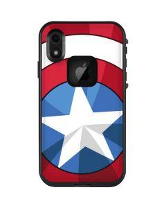 Captain America Emblem LifeProof Fre iPhone Skin