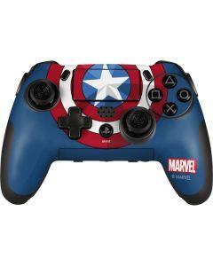 Captain America Emblem PlayStation Scuf Vantage 2 Controller Skin