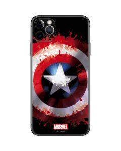 Captain America Shield iPhone 11 Pro Max Skin
