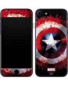 Captain America Shield iPhone SE Skin