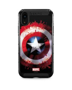 Captain America Shield iPhone XR Cargo Case