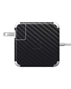 Carbon Fiber 85W Power Adapter (15 and 17 inch MacBook Pro Charger) Skin