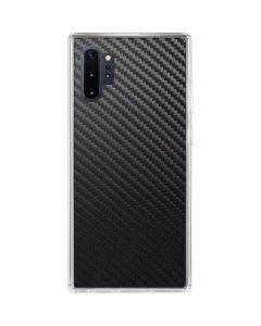 Carbon Fiber Galaxy Note 10 Plus Clear Case