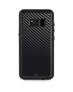 Carbon Fiber Galaxy S8 Plus Waterproof Case