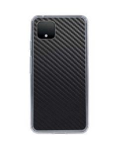 Carbon Fiber Google Pixel 4 XL Clear Case