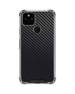 Carbon Fiber Google Pixel 4a 5G Clear Case