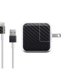 Carbon Fiber iPad Charger (10W USB) Skin