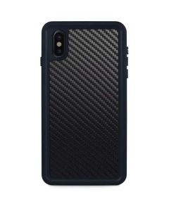 Carbon Fiber iPhone XS Max Waterproof Case
