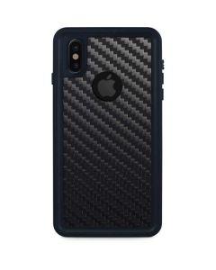 Carbon Fiber iPhone XS Waterproof Case
