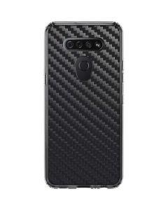 Carbon Fiber LG K51/Q51 Clear Case