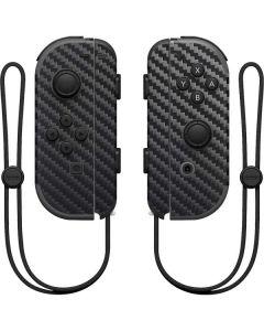 Carbon Fiber Nintendo Joy-Con (L/R) Controller Skin