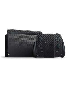 Carbon Fiber Nintendo Switch Bundle Skin