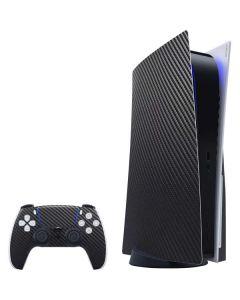 Carbon Fiber PS5 Bundle Skin
