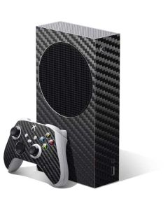 Carbon Fiber Xbox Series S Bundle Skin