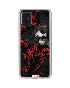 Carnage In Action Galaxy A51 Clear Case