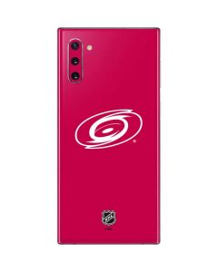 Carolina Hurricanes Color Pop Galaxy Note 10 Skin