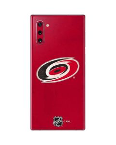 Carolina Hurricanes Distressed Galaxy Note 10 Skin