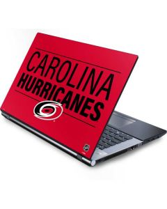 Carolina Hurricanes Lineup Generic Laptop Skin