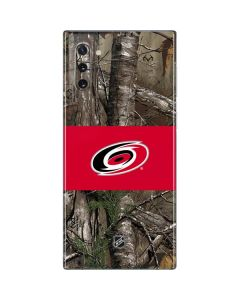 Carolina Hurricanes Realtree Xtra Camo Galaxy Note 10 Skin