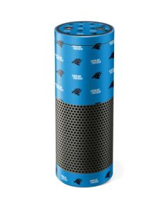 Carolina Panthers Blitz Series Amazon Echo Skin