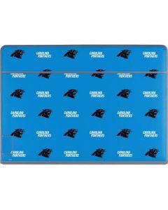 Carolina Panthers Blitz Series Galaxy Book Keyboard Folio 12in Skin