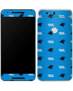 Carolina Panthers Blitz Series Google Nexus 6P Skin