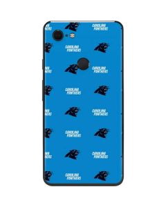Carolina Panthers Blitz Series Google Pixel 3 XL Skin