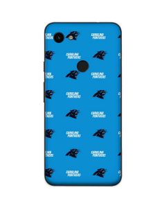 Carolina Panthers Blitz Series Google Pixel 3a Skin