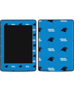 Carolina Panthers Blitz Series Amazon Kindle Skin