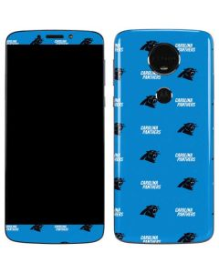 Carolina Panthers Blitz Series Moto E5 Plus Skin