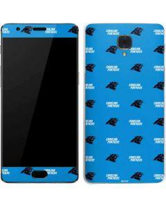 Carolina Panthers Blitz Series OnePlus 3 Skin