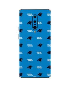 Carolina Panthers Blitz Series OnePlus 7 Pro Skin
