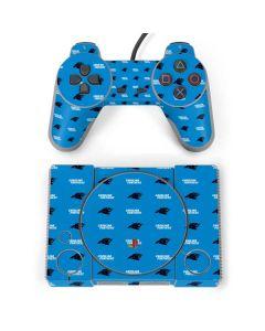 Carolina Panthers Blitz Series PlayStation Classic Bundle Skin