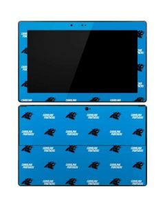 Carolina Panthers Blitz Series Surface RT Skin