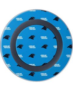 Carolina Panthers Blitz Series Wireless Charger Skin