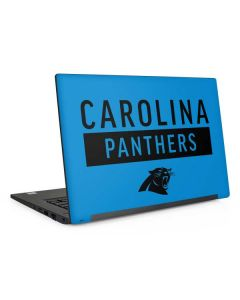 Carolina Panthers Blue Performance Series Dell Latitude Skin