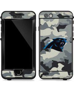 Carolina Panthers Camo LifeProof Nuud iPhone Skin