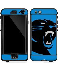 Carolina Panthers Large Logo LifeProof Nuud iPhone Skin