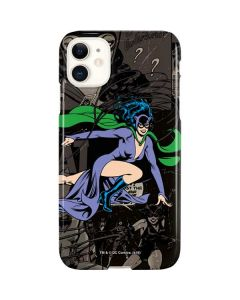 Catwoman Mixed Media iPhone 11 Lite Case
