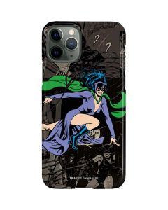 Catwoman Mixed Media iPhone 11 Pro Lite Case