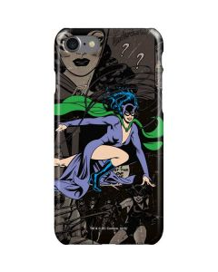 Catwoman Mixed Media iPhone SE Lite Case