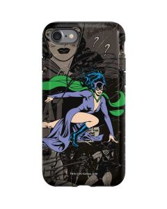 Catwoman Mixed Media iPhone SE Pro Case