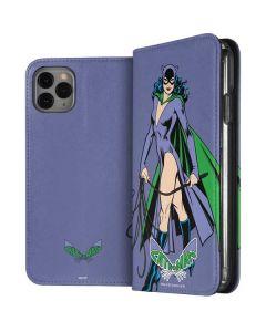 Catwoman Portrait iPhone 11 Pro Max Folio Case