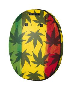 Marijuana Rasta Pattern MED-EL Rondo 3 Skin